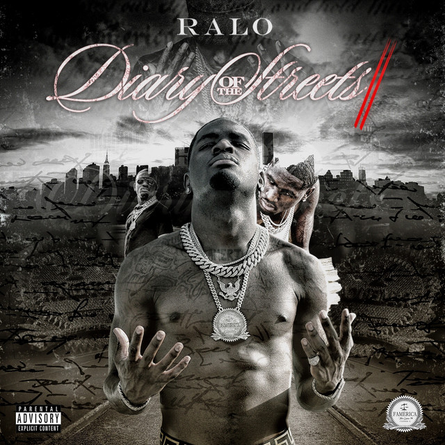 Album cover for Diary of the Streets II by Ralo
