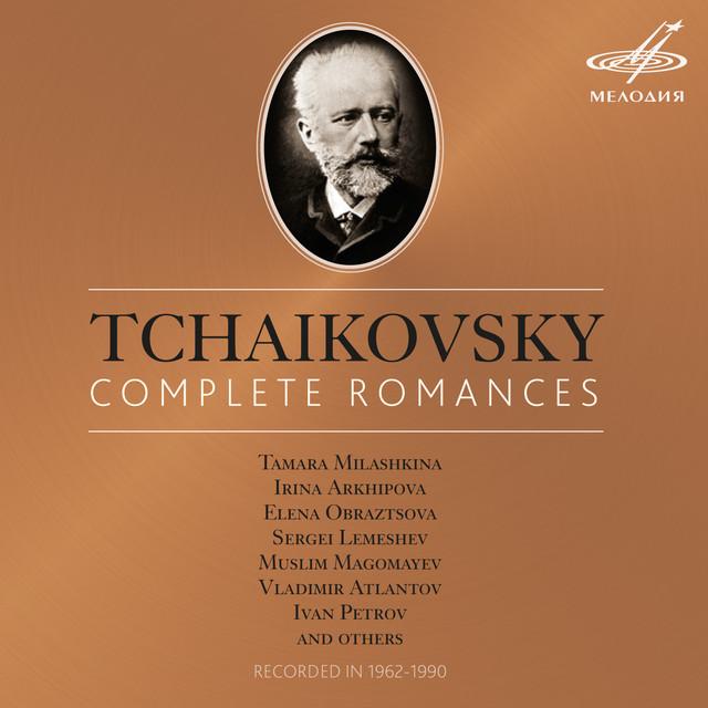 Tchaikovsky: Complete Romances Albumcover