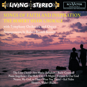 César Franck, Luciano Pavarotti, Trinity, Antonella Ruggiero, G4, Robert Shaw, Anthony Newman, Camilla Kerslake, Sting Panis angelicus cover