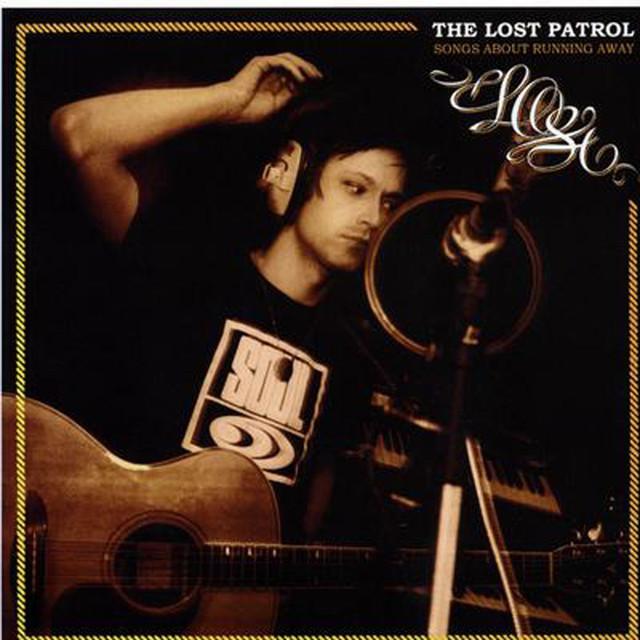 Skivomslag för Lost Patrol: Songs About Running Away