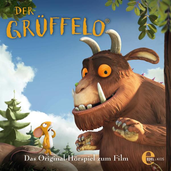 Der Grüffelo Cover