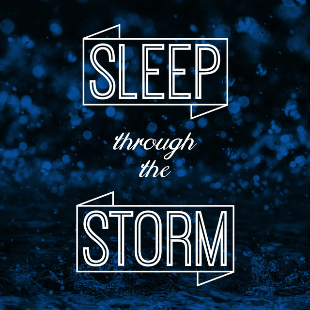 Sleep Through the Storm Albumcover