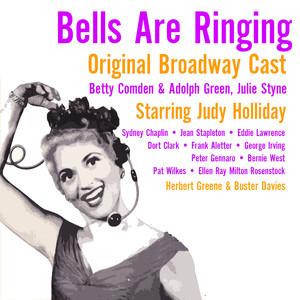 Judy Holliday, Sydney Chaplin Hello, Hello There cover