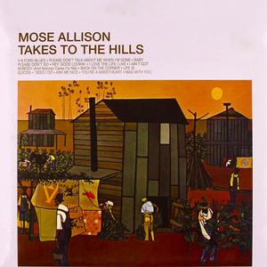Mose Allison Takes to the Hills album