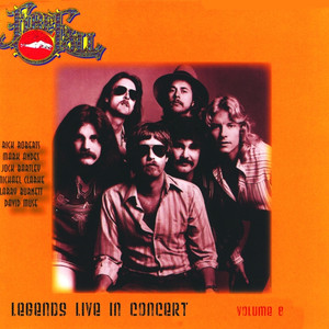 Legends Live In Concert Vol. 8 album