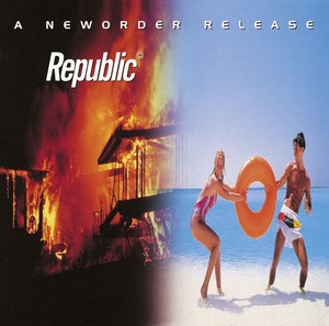 Republic Albumcover