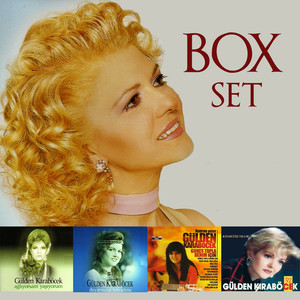 Gülden Karaböcek Box Set Albümü