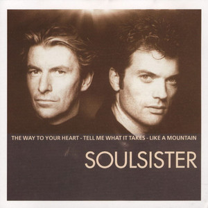 The Way To Your Heart - The Very Best Of Soulsister album
