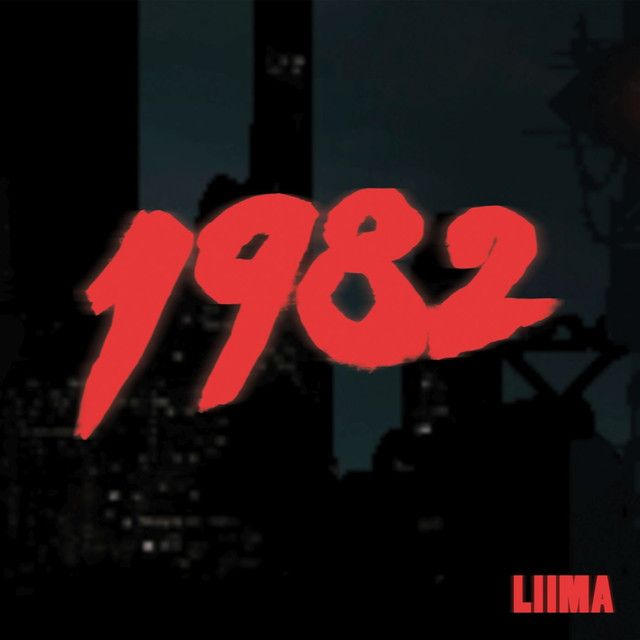 Album cover for 1982 by Liima