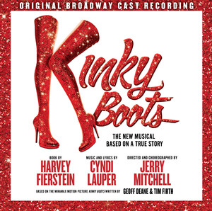 Billy Porter, Stark Sands, Kinky Boots Ensemble Everybody Say Yeah cover