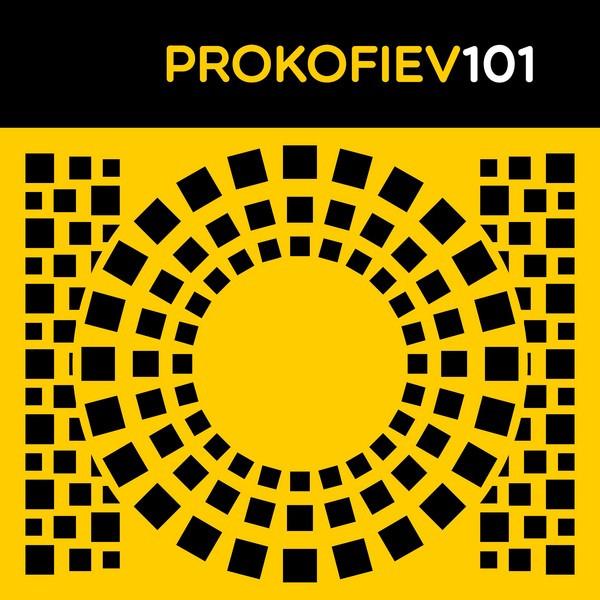 Prokofiev 101 Albumcover