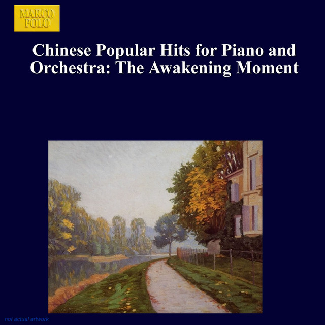 Chinese Popular Hits for Piano and Orchestra: The Awakening Moment