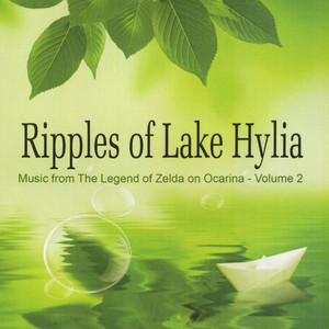 Ripples of Lake Hylia  - The Legend Of Zelda