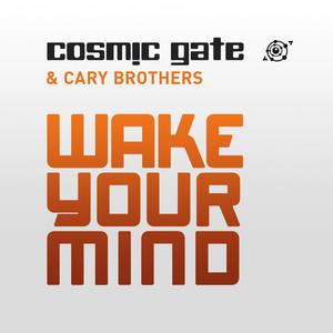 Cosmic Gate, Myon & Shane 54, Aruna All Around You cover