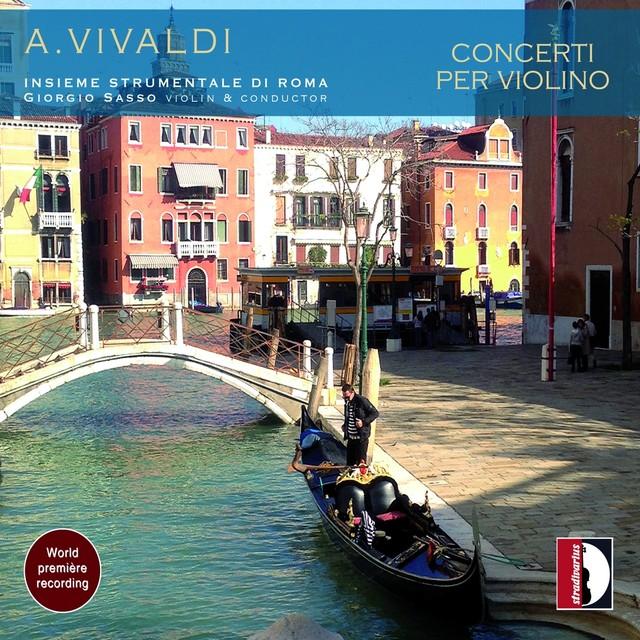 Vivaldi: Concerti per violino Albumcover