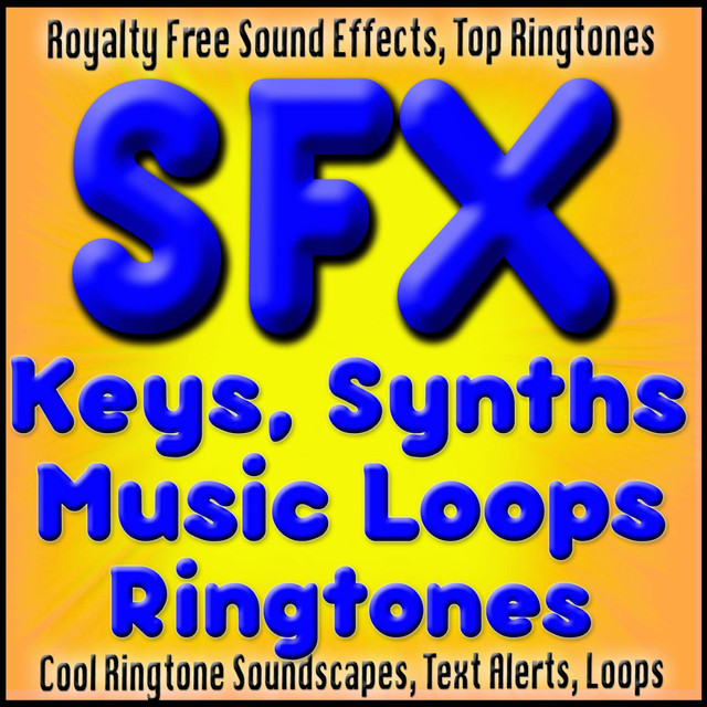 Ringtones, Royalty Free Music, Synth Loops and Sound Effects