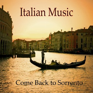 Italian Mandolin Torna A Surriento