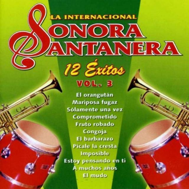 12 Exitos la Internacional Sonora Santanera, Vol. 3