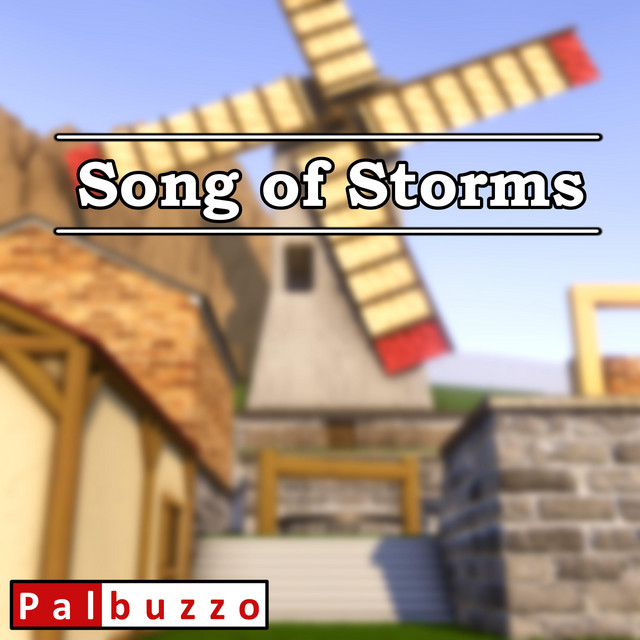 Windmill Hut / Song of Storms (The Legend of Zelda: Ocarina
