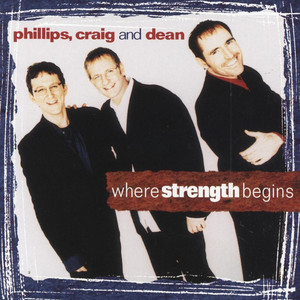 Where Strength Begins album