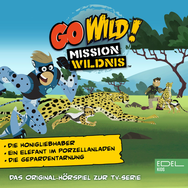 Go Wild! - Mission Wildnis Cover