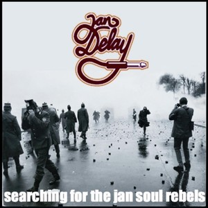 Searching For The Jan Soul Rebels Albumcover