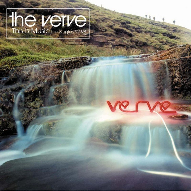The Verve This Is Music: The Singles 92-98 album cover