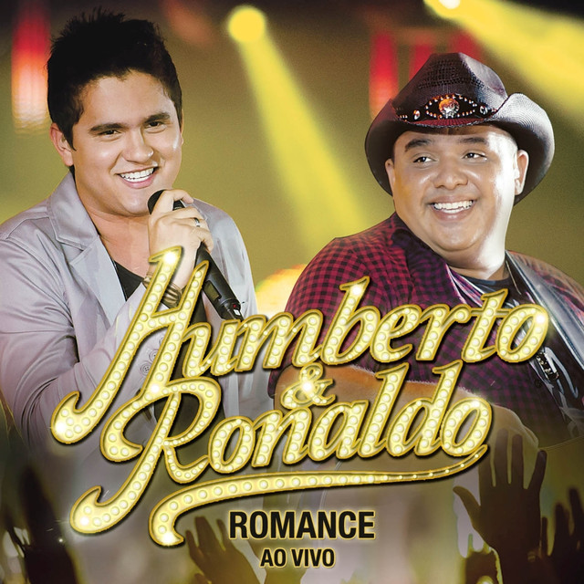 cd completo humberto e ronaldo romance