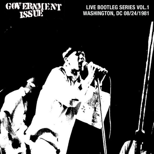 Live Bootleg Series Vol. 1: 08/24/1981 Washington, DC @ Columbia Station
