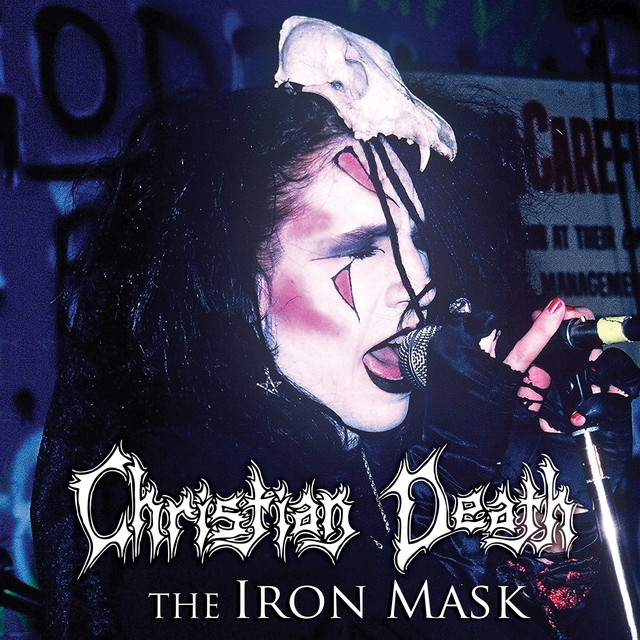 The Iron Mask (Bonus Track Version)