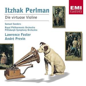 Die virtuose Violine Albumcover