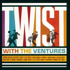 Twist With the Ventures album