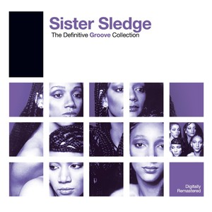 Definitive Groove: Sister Sledge Albumcover
