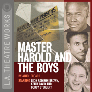 Master Harold and the Boys (Audiodrama) Audiobook