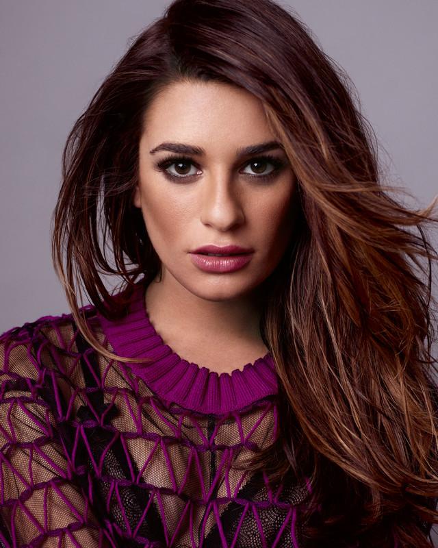 Lea Michele, Glee Cast River cover
