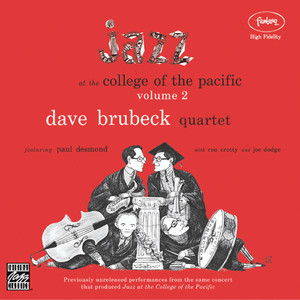The Dave Brubeck Quartet Love Walked In cover