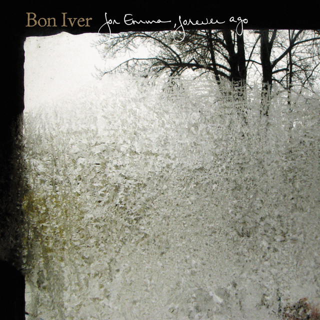 Album cover for For Emma, Forever Ago by Bon Iver