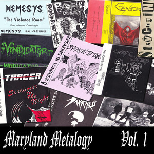 Maryland Metalolgy Vol 1 Albumcover