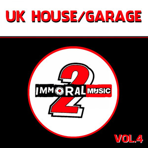UK House & Garage, Vol. 4 Albumcover