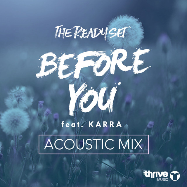 Before You (Acoustic Mix)