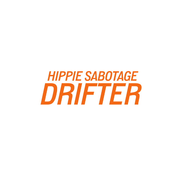 Album cover for Drifter by Hippie Sabotage