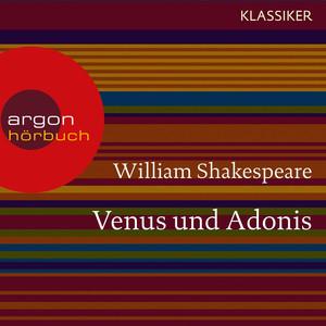 Venus und Adonis (Ungekürzte Lesung) Audiobook