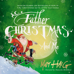 Father Christmas and Me (Unabridged) Audiobook