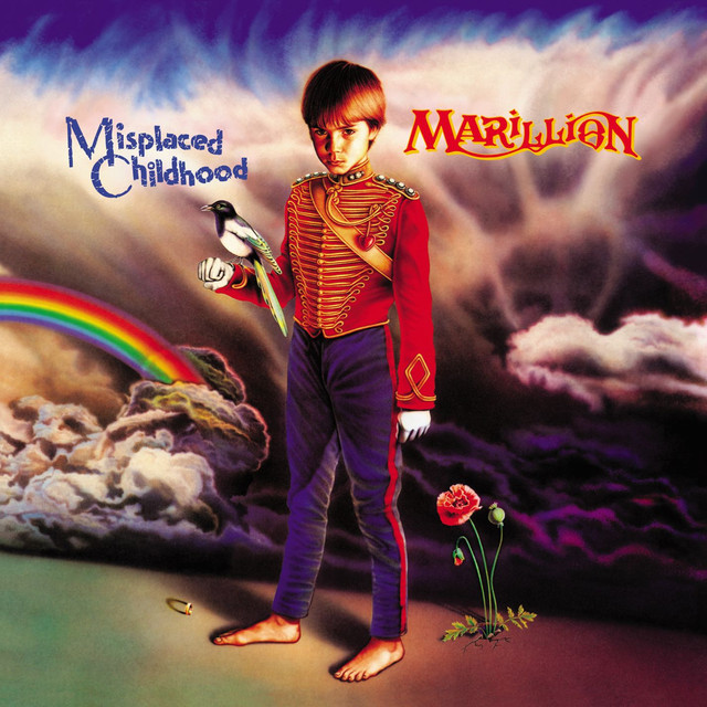 Album cover for Misplaced Childhood (Deluxe Edition) by Marillion