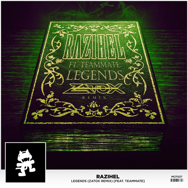Legends (Zatox Remix) [feat. TeamMate]