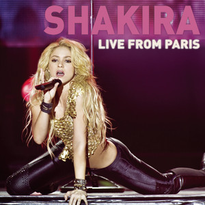 Live From Paris Albumcover