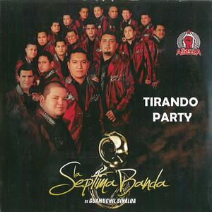 Tirando Party Albumcover