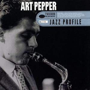 Jazz Profile: Art Pepper album