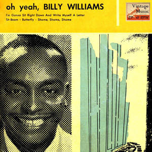Billy Williams, Jack Pleis, Dick Jacobs Orchestras I'm Gonna Sit Right Down And Write Myself A Letter cover