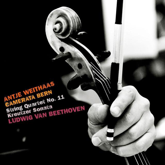 Beethoven: String Quartet No. 11 & Kreutzer Sonata Albumcover